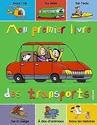 Mon premier livre des transports