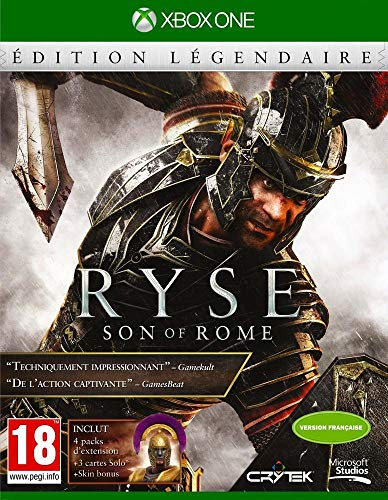 RYSE: Edition Legendary [Import Europa]