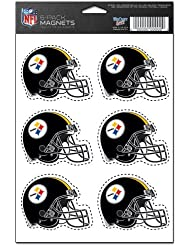 Pittsburgh Steelers 6-Pack Magnet Set