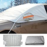 Best Car Covers - Car Windscreen Frost Cover Sun Shade Protector Front Review