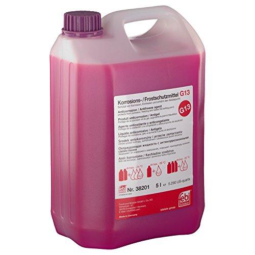 febi bilstein 38201 Frostschutzmittel G13 für Kühler (5 Liter)