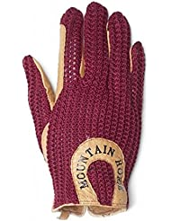 MOUNTAIN HORSE Handschuh CROCHET GLOVE, royal red, M