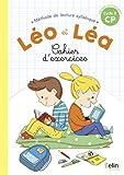 Léo et Léa CP, cahier d'exercices : Nouvelle édition 2019