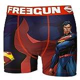 Freegun Boxershort Herren DC Comics Justice League SUPERMAN (M, Solo)