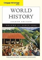 Cengage Advantage Books: World History, Volume II by William J. Duiker (2015-04-23)