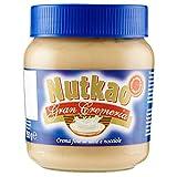 Nutkao - Gran Cremeria, Crema Fine al Latte e Nocciole, 350 g