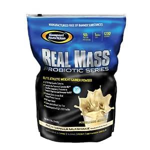 Real Mass Probiotic Series - 5 kg - Vanille - Gaspari