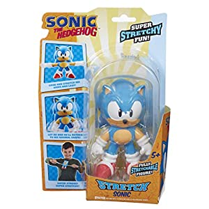 Stretch Armstrong SA- Mini Stretch Sonic, TR000