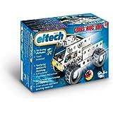 eitech 00058 Camión - Juego de construcción de metal (herramientas incluidas) [importado de Alemania]
