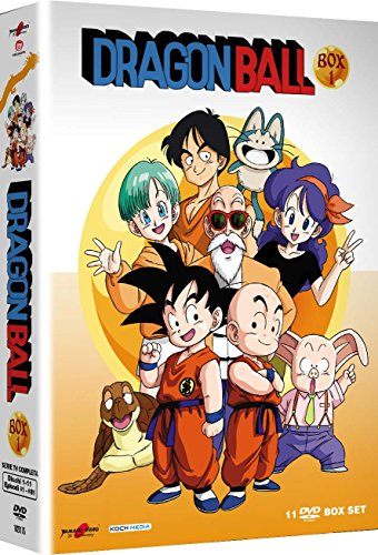Dragon Ball - Serie Classica - Volume 1 (11 DVD)