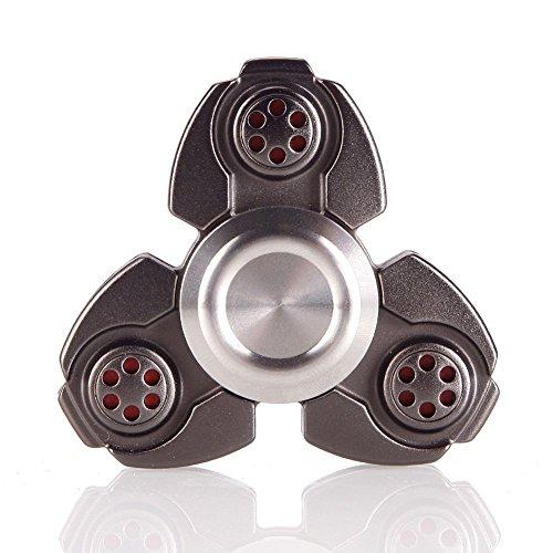 #GTNK Fidget Spinner EDC Toy Premium Hand Spinner bis zu 4min High Speed entlastet Stress und Angst – Pistolenfarbe#