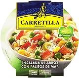Carretilla Ensalada de Arroz con Palitos de Mar - 240 g