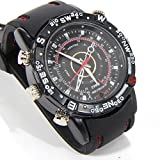 Best Tech Watches - HI-TECH VISION Spy Wrist Watch with 4GB Memory Review