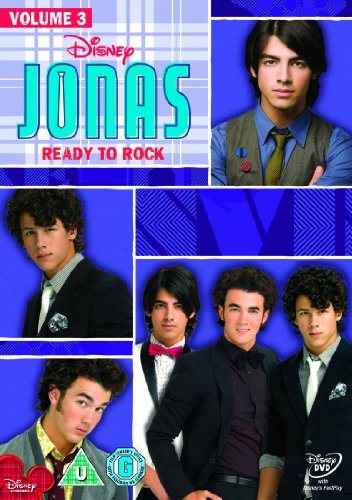 Jonas - Series 1, Vol. 3 - Ready To Rock