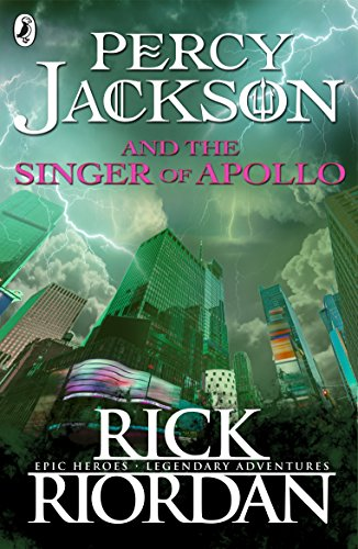(Percy Jackson and the Singer of Apollo (English Edition))