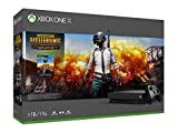 Console Xbox One X 1to Noire + Playerunknown's Battlegrounds