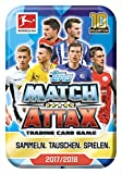 Topps Match Attax – 2017/18 cartes à collectionner – Booster, Starter, écran – Allem - Best Reviews Guide