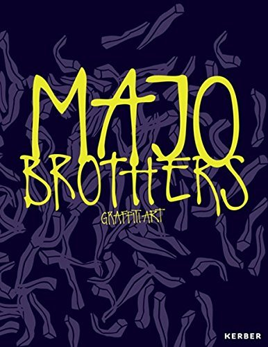 Majo Brothers: Graffiti Art by Marc Hennig (2015-06-29) par Marc Hennig;Joe Hennig