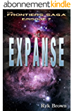 """Ep.#7 - """"The Expanse"""" (The Frontiers Saga) (English Edition)"""