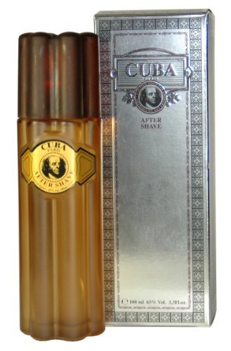 Cuba Paris, Gold After Shave, 100ml