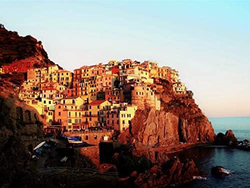 Lais Puzzle Femmearola, Cinque Terre 2000 Pieces | à à à L'aise  d34753