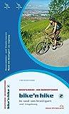 Bike'n hike Band 2 In und um Stuttgart: Mountainbike- und Wanderführer