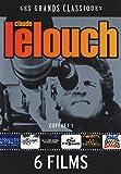 Claude Lelouch, Coffret 1 (6DVD) 6 films differents (Version française)HOMMES FEMMES...