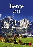 Berge - Kalender 2019 -