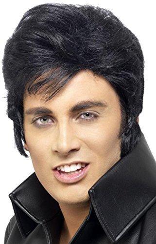Herren Verkleidung Kostümparty Film & Tv Elvis-perücke Erwachsene Club & Partykleidung (Perücken Tv)