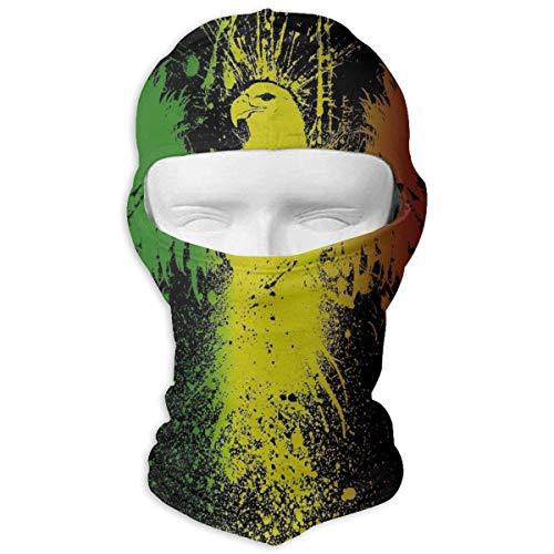 Sdltkhy Neck Scarf Sunscreen Hats Ski Mask Eagle Italy Flag Sun UV Protection Dust Protection Wind-Resistant Gesichtsmaske for Running Cycling Fishing (Steeler Kopfhörer)