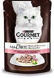 Bild: Gourmet A la Carte Katzenfutter 24er Pack 24 x 85 g Beutel