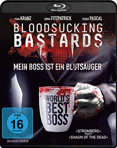 Bloodsucking Bastards - Mein Boss ist ein Blutsauger (uncut) [Blu-ray]