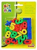 Simba 4591457 - Magnet-Zahlen/Zeichen -