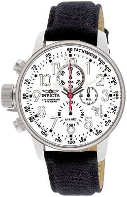 Invicta 1514 - Reloj para hombre color blanco / negro