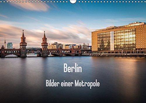 Berlin - Bilder einer Metropole (Wandkalender 2017 DIN A3 quer): Auf Entdeckungsreise durch eine der interessantesten Städte Europas (Monatskalender, 14 Seiten) por Vladan Radivojac