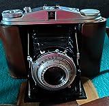 Agfa Isolette 2 II Klappkamera mit Apotar 4.5 85mm 85 mm