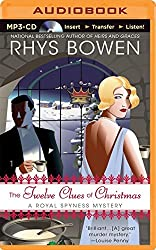 The Twelve Clues of Christmas (Royal Spyness Mysteries) by Rhys Bowen (2014-08-05)