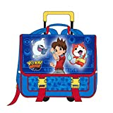Cartable à roulettes YOKAI WATCH 38 cm 2 compartiments