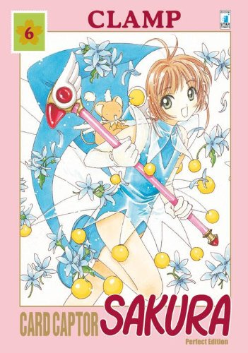 Card Captor Sakura. Perfect edition: 6
