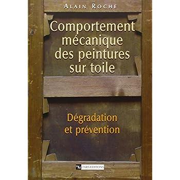 Comportement mécanique des peintures sur toile : Mécanismes de dégradation