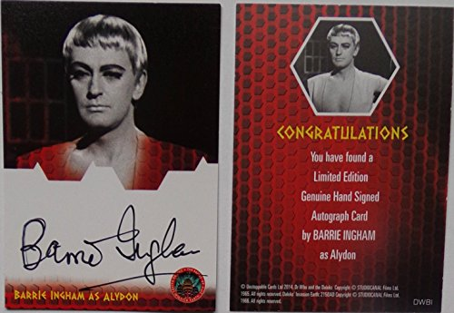 dr-who-the-daleks-invasion-earth-2150-ad-autograph-trading-card-barry-ingham-as-alydon