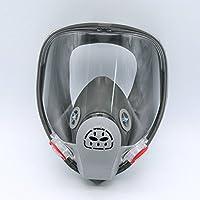 Para 6800 máscara de gas cara completa protección Mascarilla Pintura pulverización gris