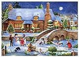 Ravensburger 19335 - Weihnachtsidylle - Puzzle 1000 Teile