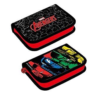 Niños estuche para lápices de Disney Marvel de Los Vengadores caso 21x 13x 4cm