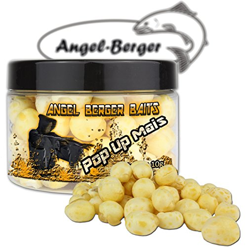 Angel Berger Perlmais Pop Up Mais (Vanille, 10g)