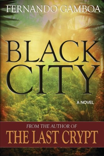 Black City: Volume 2 (Ulysses Vidal Adventure Series)