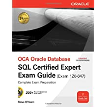 Oracle Database SQL Expert Exam Guide (Exam 1Z0-047) (Oracle Press)