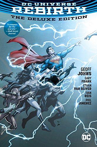 DC Universe: Rebirth Deluxe Edition -