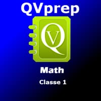 QVprep Math Classe 1 in French