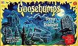 Goosebumps Terror in the graveyard board...